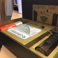 Koffie toebehoren